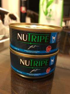 Nutripe cat food