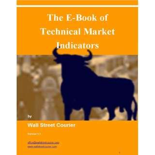 The E-Book of Technical Market Indicators eBook