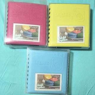 68 slots Instax/Polaroid Album