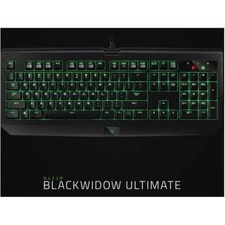 BNIB Razer BlackWidow Ultimate 2016 Edition