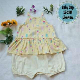 Cute dress romper for Baby Girl