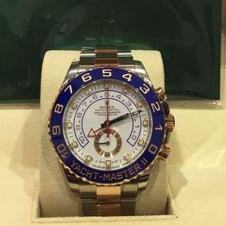 Rolex Yatch Master II 116681