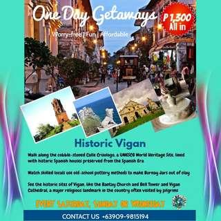 Historic Vigan Day Tour