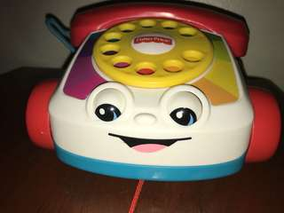 Telephone toys