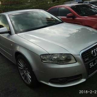 AUDI A4 1.8(A) 2008