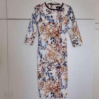 Marks & Spencer Dress - Autograph #CNY2018