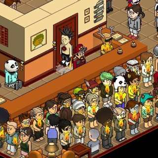Habbo 2007 Account for sale