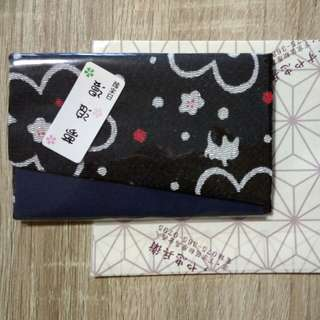 Japanese Design Card Holder from Gion
