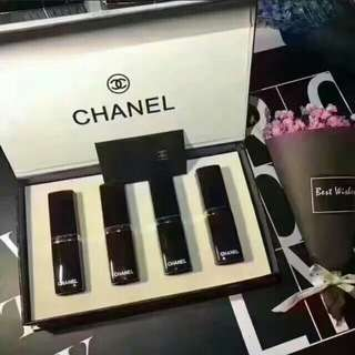 Chanel 4in1 Lipstick Set