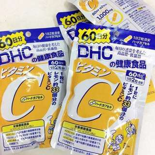 DHC Vit C 20 days/60 days
