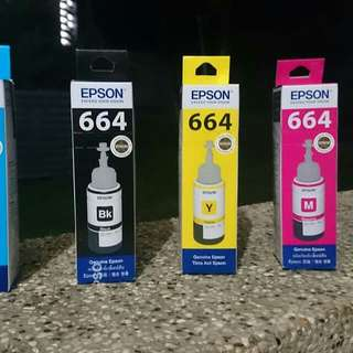 Genuine Epson Ink (70mL)