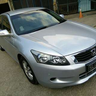 HONDA ACCORD 2.4(A) 2008