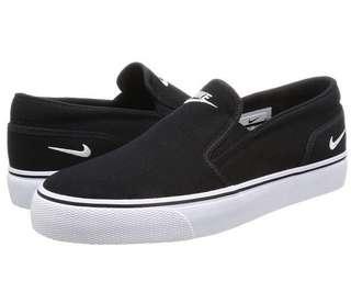 Nike Court Majestic Leather Black US 8.5