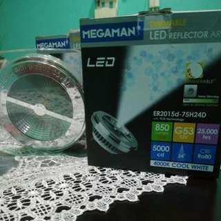 LED Light MEGAMAN LED Reflector AR111