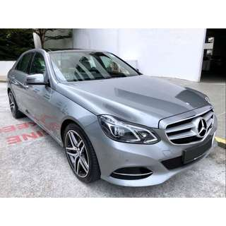 MERCEDES BENZ E400 SEDAN (R18 LED SR)