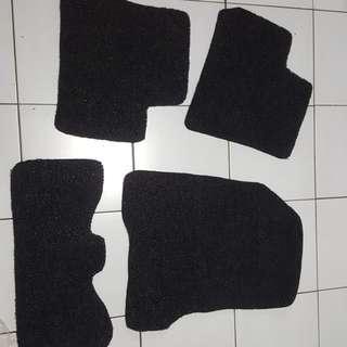 Mitsubishi I floor mat, Car Mat