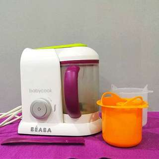 Beaba Baby Cook Used