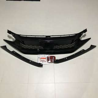 Honda Civic FC Type R  Grille