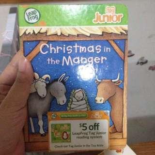 buku anak natal christmas