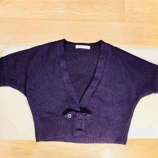 未着過:See by Chloe cardigan