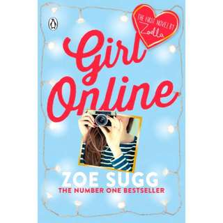 Girl Online (Girl Online #1) by Zoe Sugg, Siobhan Curham
