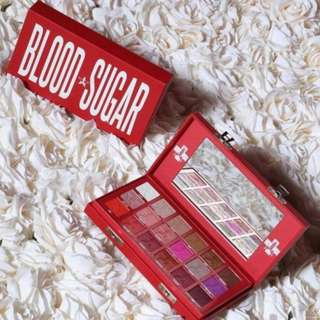 Jeffree Star Lovesick Collection Blood Sugar Eyeshadow Palette (New & Authentic)