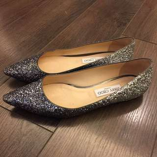 Jimmy Choo Romy Flat shoes size 40