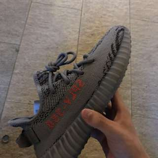 WANT TO TRADE YEEZY BOOST 350 V2 BELUGA 2.0