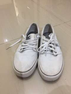 Dc Shoes white