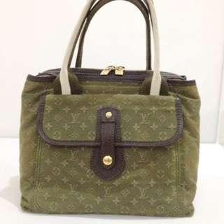 Reprice Louis Vuitton Mini Lin Mary Kate Authentic