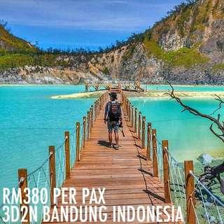 3D2N BANDUNG INDONESIA
