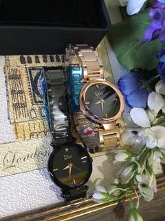 Dior For Women Watches