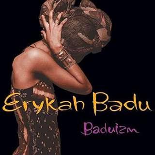 Erykah Badu - Baduizm (2LP Vinyl)