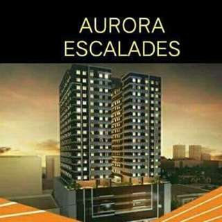 Pre-selling condominium in Aurora Cubao,Quezon city