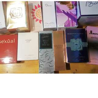 DISCOUNTED AUTHENTIC BRANDED PERFUME