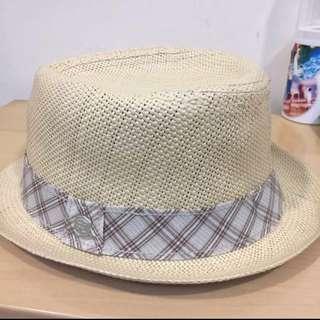 草帽 size M 靚料