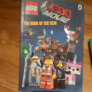 The Lego Movie chapter book