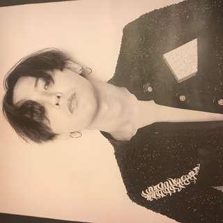 G-Dragon poster Mademoiselle Privé HK