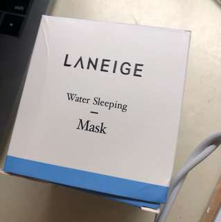 NEW Laneige Water Sleeping Mask