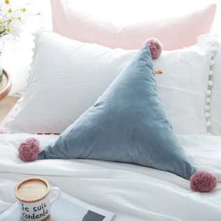 Small pillow for bed and sofa
