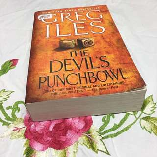 Greg Iles (The Devils Punchbowl)