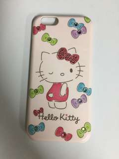 舊物- 正版iPhone6 case Hello Kitty