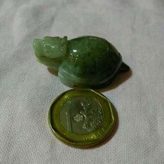 缅甸玉(龙龟)02 jade