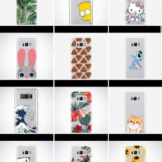 Samsung S8 & S8+ case