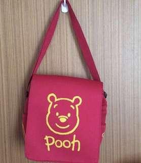 Preowned Disney Pooh Bag