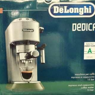 全新咖啡機,超值,街舗賣$19xx