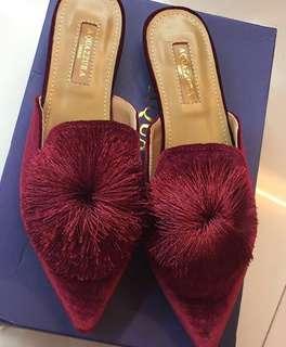Aqua Azzura flats shoes