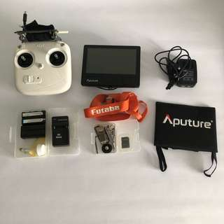 DJI Phantom 2 Accessories, Drone controller