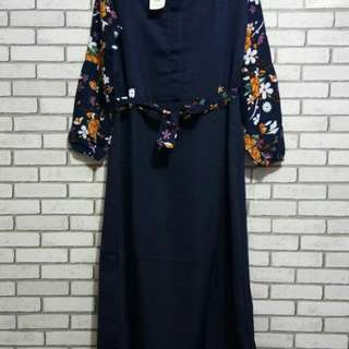 Rara dress navy