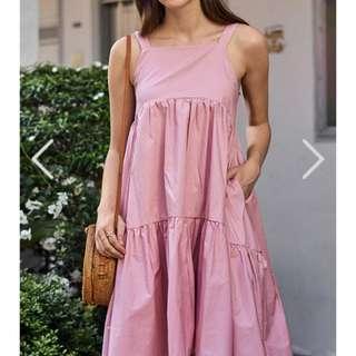 The closet lover karra Midi hem dress